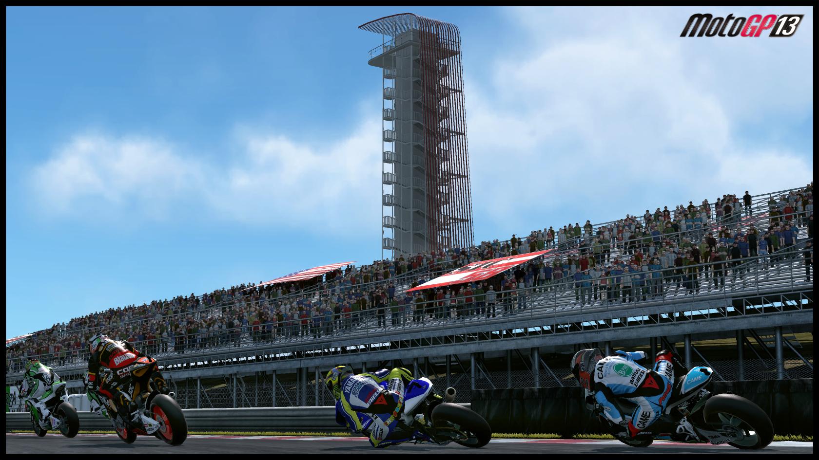Capture d'écran Moto GP 2013