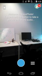Capture d'écran VoicePhoto Make Pictures Talk