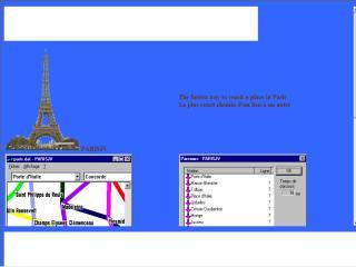Capture d'écran PARISJV