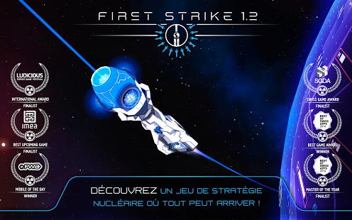 Capture d'écran First Strike 1.2