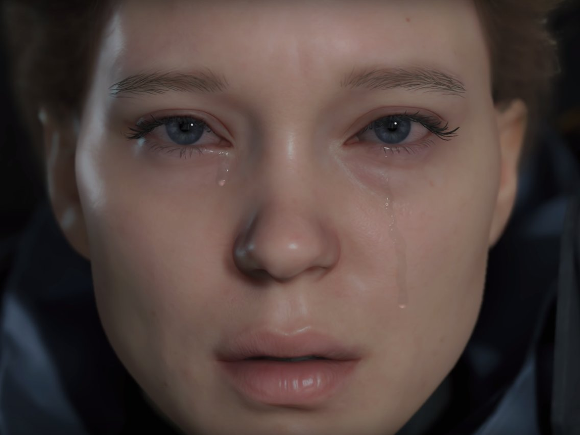 Capture d'écran Death Stranding PC