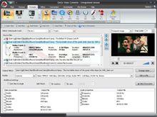 Capture d'écran DeGo Video Converter