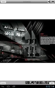 Capture d'écran AfrAsia Annual Report 2012