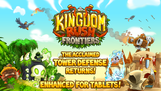 Capture d'écran Kingdom Rush Frontiers