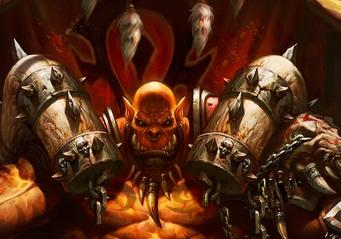 Capture d'écran World of Warcraft