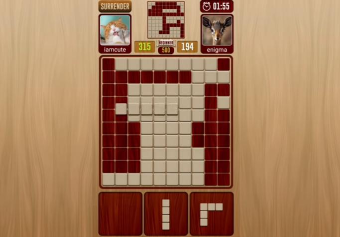Capture d'écran Woody Battle: Online Multiplayer Android