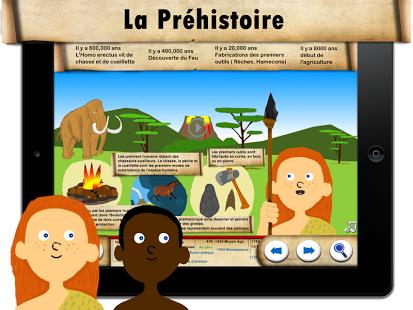 Capture d'écran Histoire Du Monde