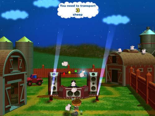 Capture d'écran Sheeps Quest