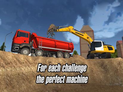 Capture d'écran Simulateur de construction '14