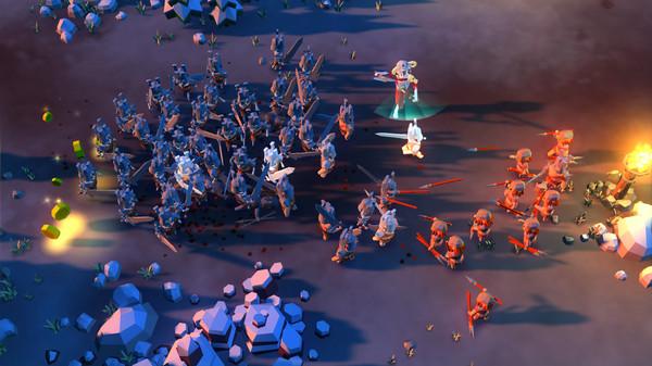 Capture d'écran Undead Horde