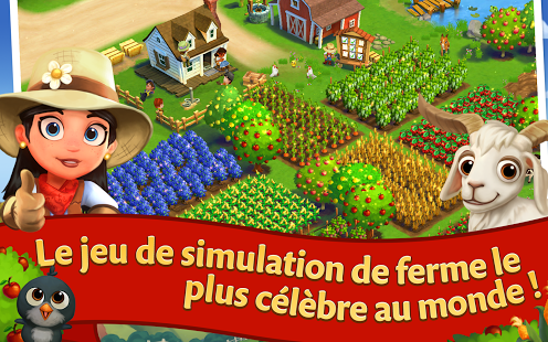 Capture d'écran Farmville 2 : Escapade Rurale iOS