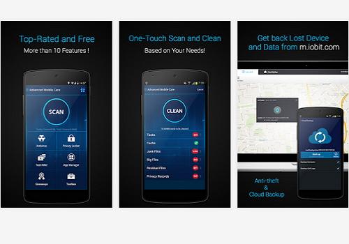 Capture d'écran Advanced Mobile Care Android