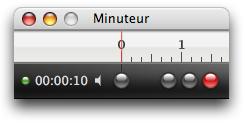 Capture d'écran Minuteur 5