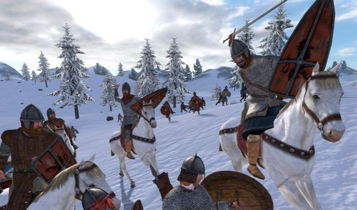 Capture d'écran Mount and Blade