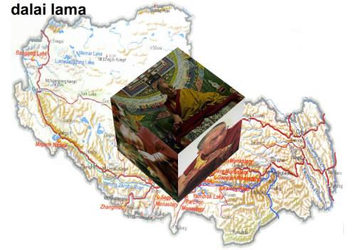 Capture d'écran Dalai Lama