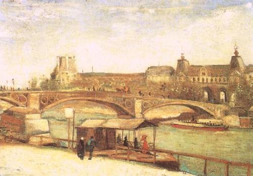 Capture d'écran Vincent Van Gogh
