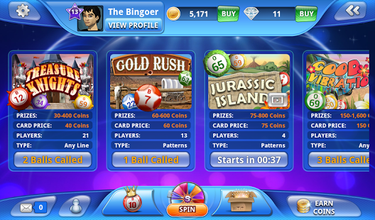 Capture d'écran Wild Bingo – Jeux GRATUITS