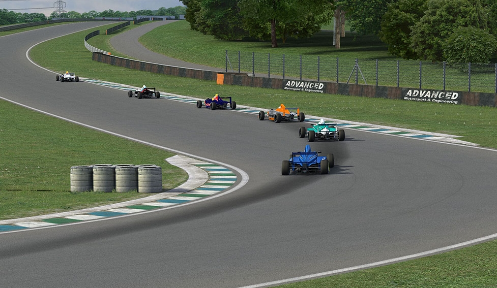 Capture d'écran Live for Speed