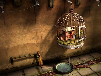 Capture d'écran Dreamcage