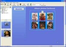 Capture d'écran Cariboost Web Designer