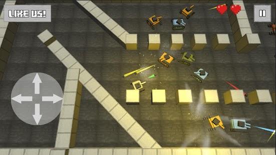 Capture d'écran Craft Tank