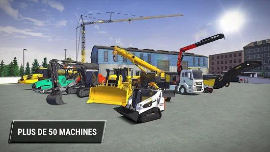 Capture d'écran Construction Simulator 3 Lite