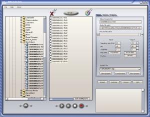 Capture d'écran DVD-Audio Solo