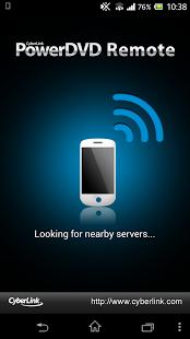 Capture d'écran PowerDVD Remote GRATUIT