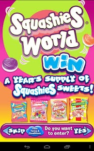 Capture d'écran Squashies World libre