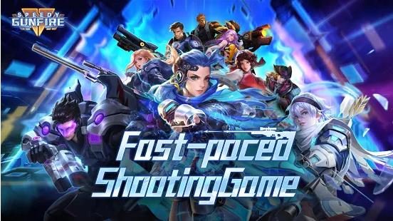 Capture d'écran Speedy Gunfire: Striking Shot