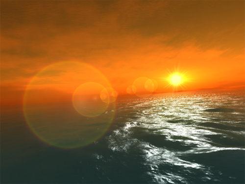 Capture d'écran Fantastic Ocean 3D screensaver