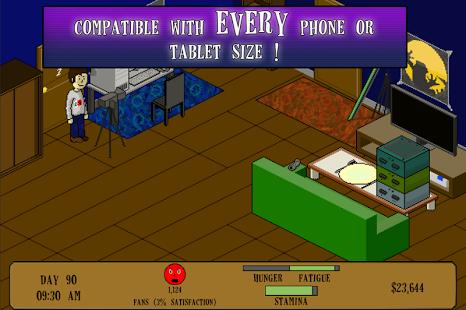 Capture d'écran Let's Play Tycoon