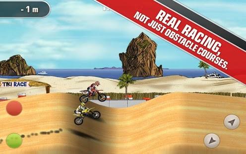 Capture d'écran Mad Skills Motocross