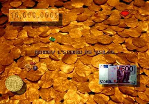 Capture d'écran MONEY