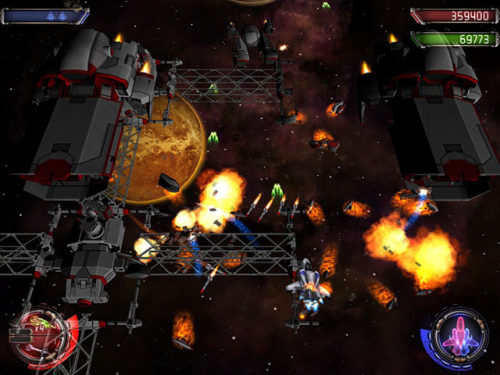 Capture d'écran AstroAvenger