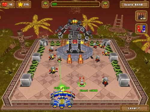 Capture d'écran Strike Ball 3