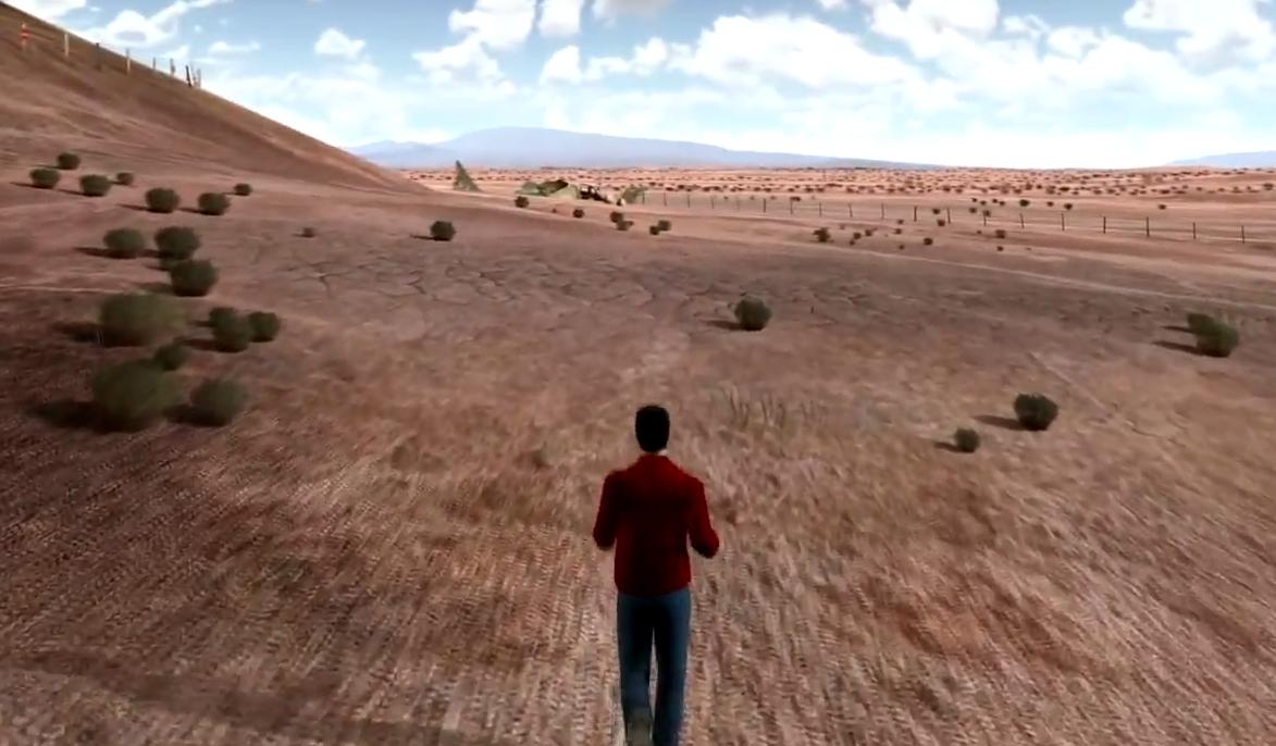 Capture d'écran Uru Ages beyond Myst
