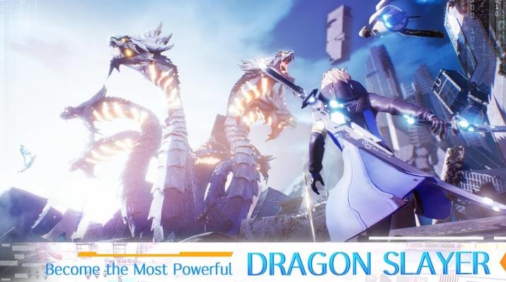 Capture d'écran Dragon Raja Android
