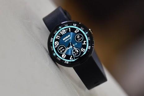Capture d'écran Dynamic Watch Face