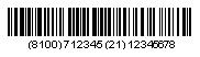 Capture d'écran .NET Barcode Recognition Decoder SDK