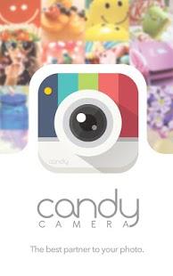 Capture d'écran Candy Camera – Selfie Selfies