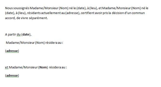 Modele De Declaration Pour Quitter Le Domicile Conjugal Telecharger La Derniere Version Logitheque