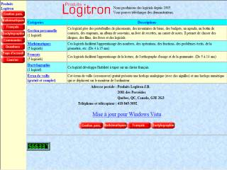 Capture d'écran Résolution de problèmes (version monoposte)