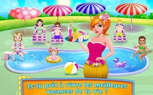 Capture d'écran Les Vacances de Bébé iOS