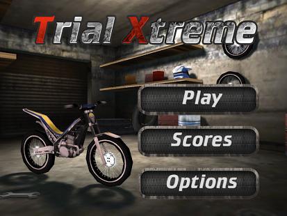 Capture d'écran Trial Xtreme Free