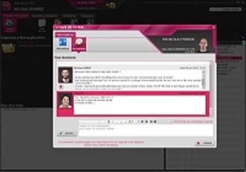 Capture d'écran POINKA Gesco