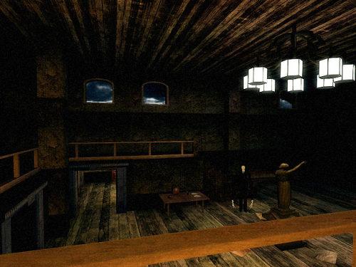 Capture d'écran Slender Mansion