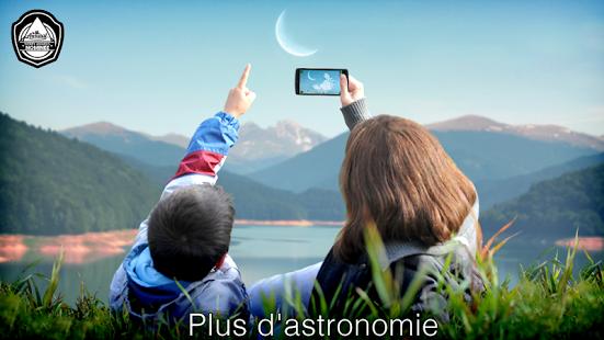 Capture d'écran Star Walk Android