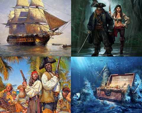 Capture d'écran Pirates, Corsaires et Flibustiers