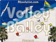 Capture d'écran Volley Balley